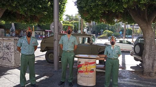 Defensa oferta 200 plazas de empleo en Almería