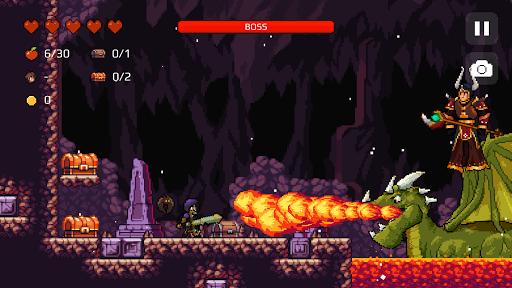 Apple Knight screenshot 1