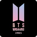 BTS Lyrics (Offline) icon