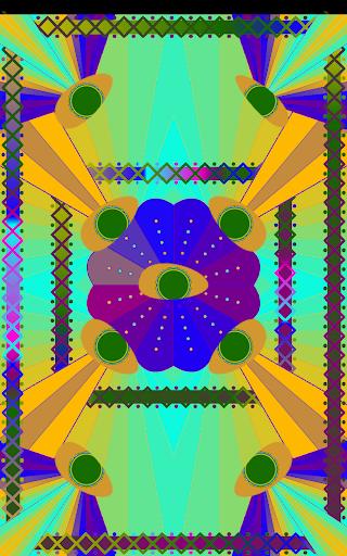 Psychedelic Lens LWP - BETA screenshot 4