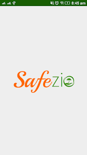 SafeZio - náhled