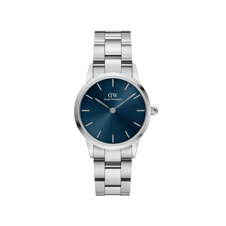 Iconic Link Arctic Silver 28 Blue