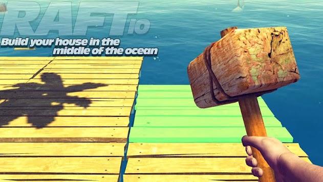 Ocean Raft Survival