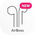 AirBoss | AirPods Control + AirPods Battery icon