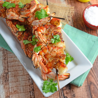 Thai Grilled Shrimp