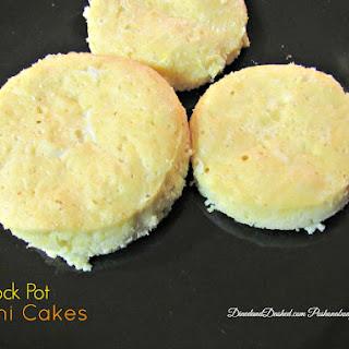 Crock Pot Mini Cakes