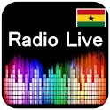 Ghana Radio Stations Live icon