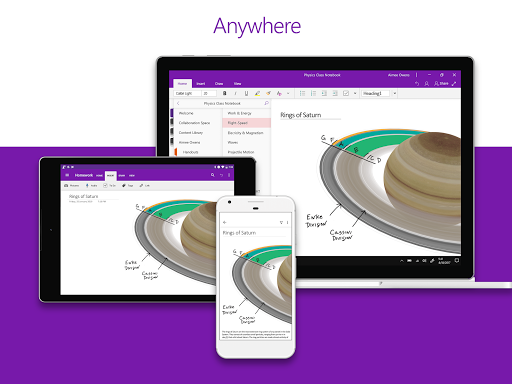Microsoft OneNote: Save Ideas and Organize Notes screenshot 12