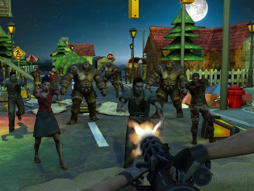 Zombie Battlefield Shooter 1.3 screenshots 5