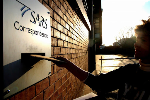 SARS branch. File photo.
