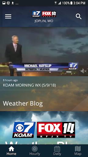 KOAM Sky Watch Weather  screenshots 2