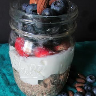 """Morning Paleo """"Oatmeal (grain, gluten, and dairy free)."""