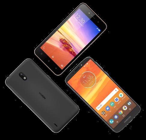 多部 Android 设备。