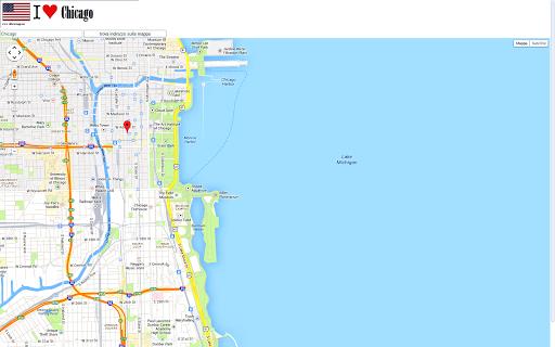 Illinois map  screenshots 5