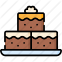Brownie Recipes - How to Make Brownies icon