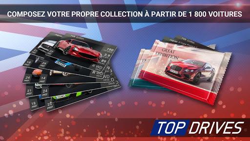 Télécharger gratuit Top Drives – Cartes de voitures du course APK MOD 2