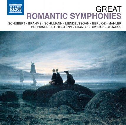 """Photo: Jubiläumsbox """"Great Romantic Symphonies"""" Romantische Sinfonien"""