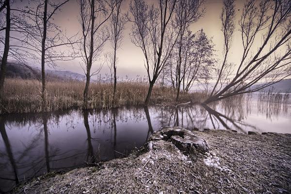 Lago invernale di Sagit64