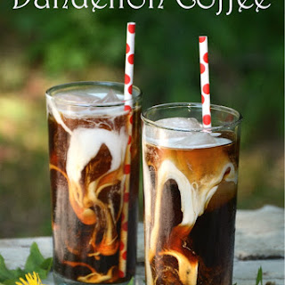 Dandelion Root Coffee.