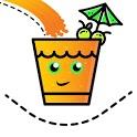 كأس البرتقال السعيد icon