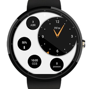 Material Classic Watch Face- screenshot thumbnail