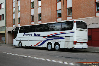Photo: KF 78735 ved Scandic Hotel Winn i Karlstad, 05.09.2009.