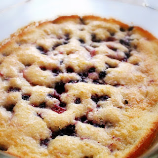 Homemade Berry Cobbler Recipe