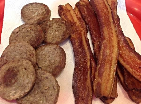Arkansas Country Rind On Slab Bacon