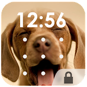 Dog Lockscreen with Dog Themes & Puppy Wallpapers