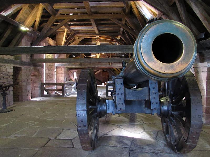 Cannone puntato di Giorgio Lucca