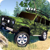 Russian Cars: Offroad 4x4