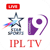Tải Channel 9 Live IPL TV & Star Sports Live IPL TV miễn phí