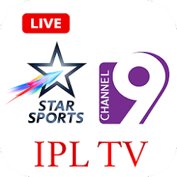 Channel 9 Live IPL TV & Star Sports Live IPL TV