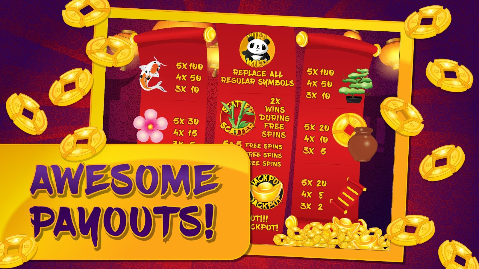 New Slots 2017- Chinese Casino- screenshot