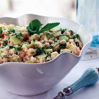 Cucumber-Mint Couscous Recipe