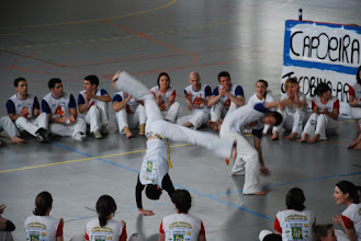 Photo: Capoeira nantes - batizado 2009 jacobina arte