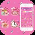 Pink Princess Kitty icon