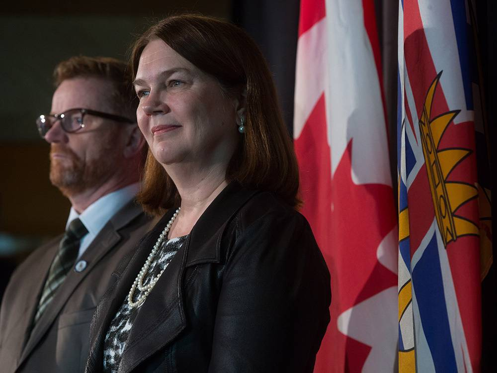 Terry Lake, Jane Philpott