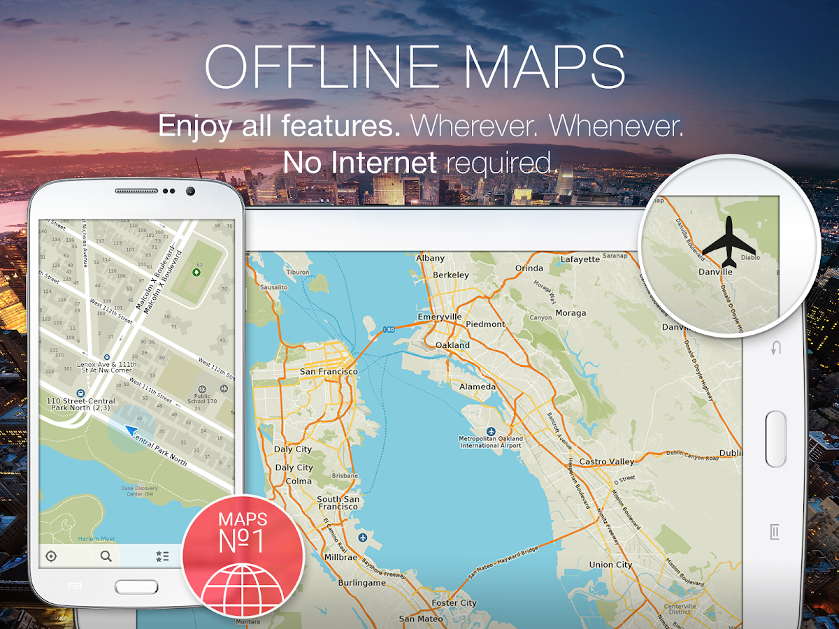 MAPS.ME - GPS Navigation & Map- screenshot