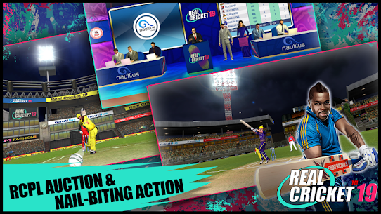 Real Cricket 19 Mod (UNLIMITED MONEY) 4