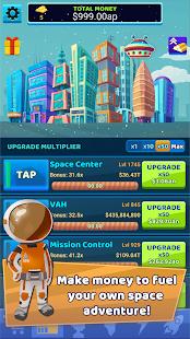 Idle Space Race - náhled