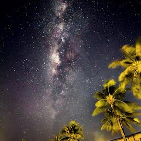 The Milky way by Barry Allan - Uncategorized All Uncategorized