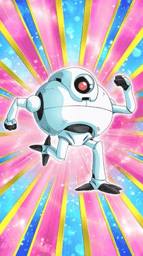 宇宙で出会ったロボット