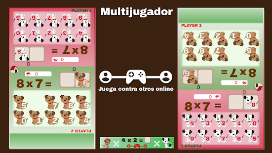 Multiplicar con Max Screenshot