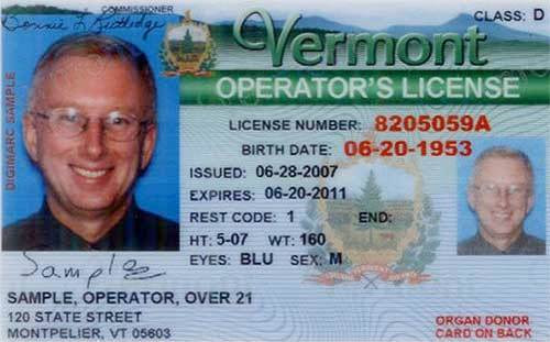 Vermont DMV collaborated with ICE on illegal aliens