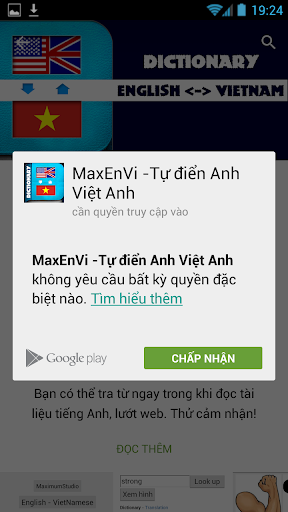 tu dien anh viet anh MaxEnVi