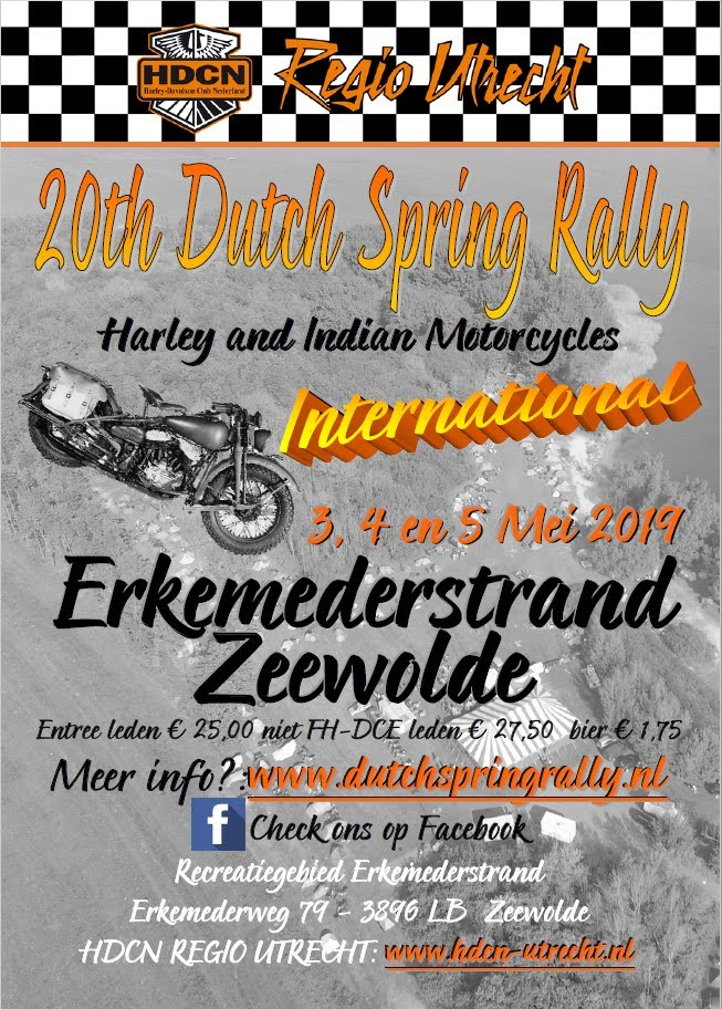 Dutch Spring Rally 2019