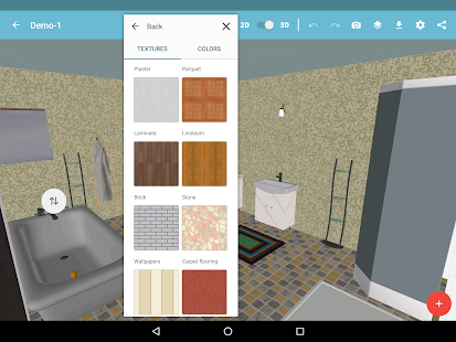 Badezimmer design apps bei google play for Badezimmer design app