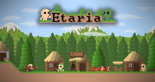 لالروبوت Etaria | Survival Adventure ألعاب screenshot