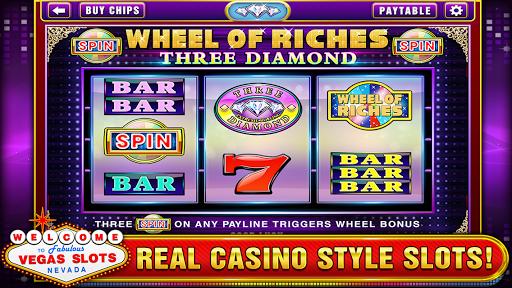 Vegas Slots - Play Las Vegas Casino Slot Machines! 1.1 1